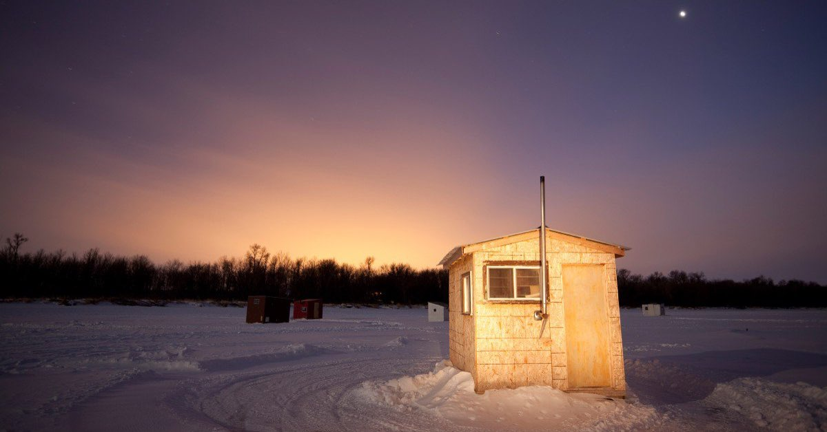 Ice Fishing Trips and Tips